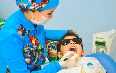 La odontopedriatría y sus tratamientos